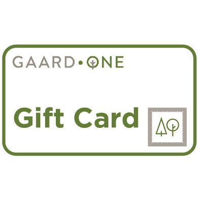 Gaard One Gift Card