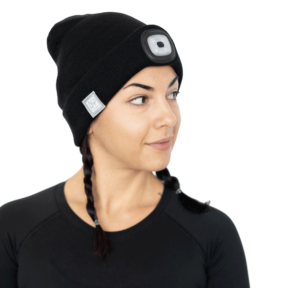 gaard one beanie with light