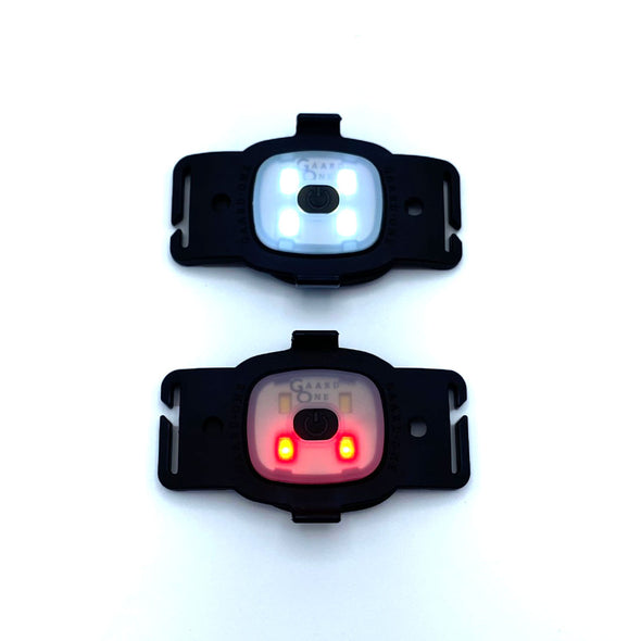 flex mount bike light set