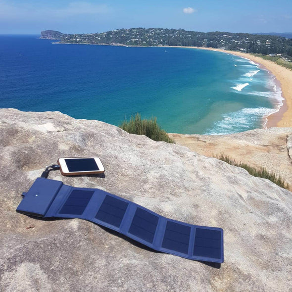 photon solar charger