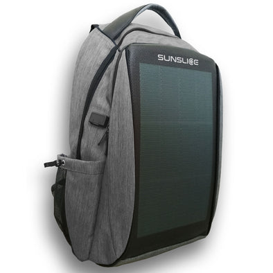 Zenith Lightweight Solar Powered Backpack