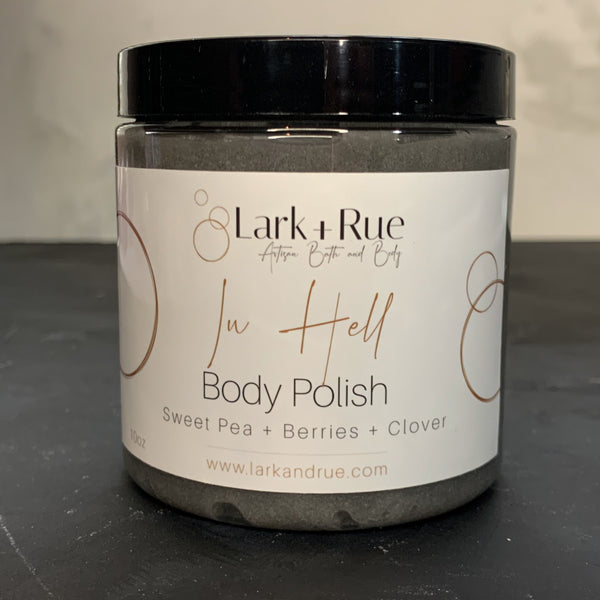 In Hell Body Polish