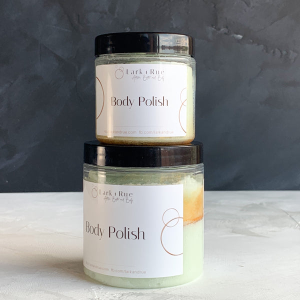 Ambrosia Body Polish