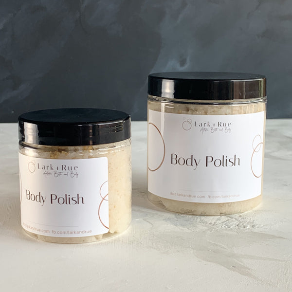 Treasured Body Polish