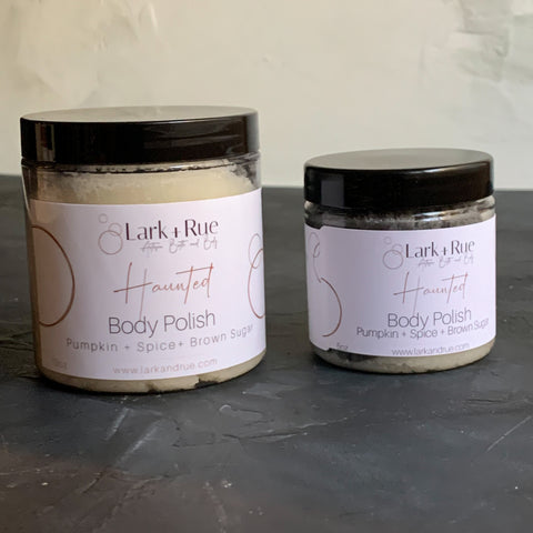 Haunted Body Polish