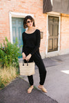 Josie Black Jumpsuit