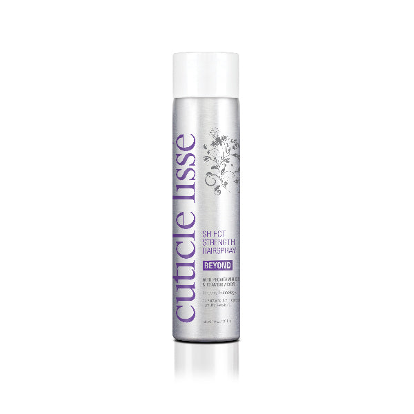 Select Strength Hairspray | Light - Medium Hold | Safe For Hair Extensions