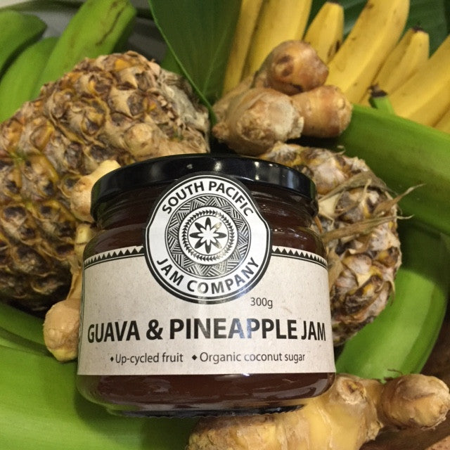 Guava & Pineapple Jam (300ml)