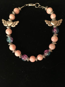 Wings to Fly Bracelet for Kids