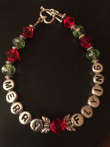 F09 - Merry Flying Bracelet