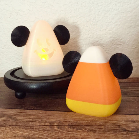 **RESTOCKED** Candy Corn Illuminated decor