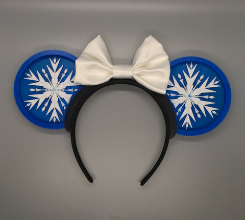 Interchangeable Let It Snow Illuminated ears