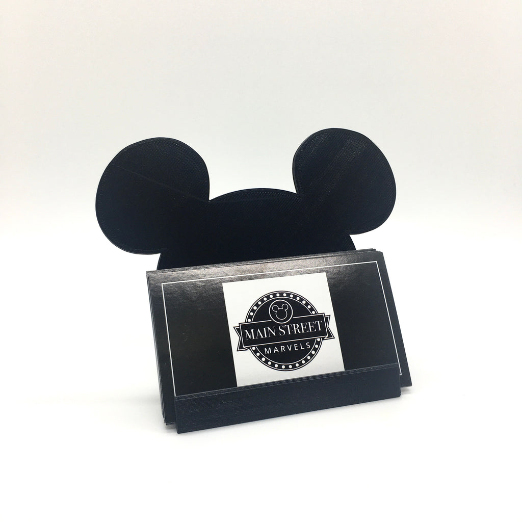 **NEW** Mouse Mainstreet Card Holder