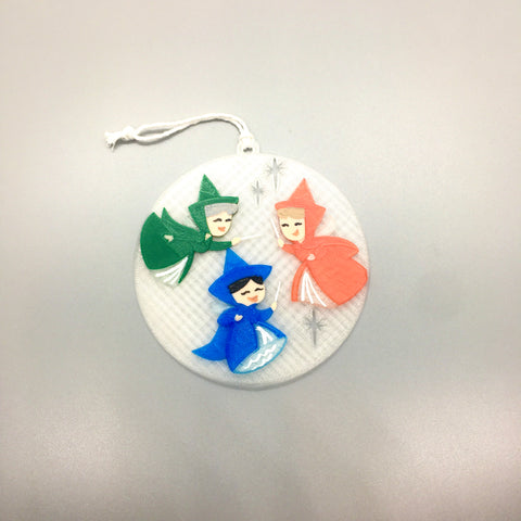 Fairy Godmothers ornament