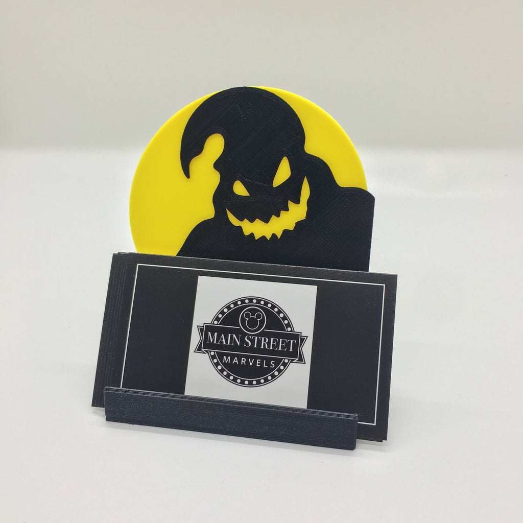 Nightmare Mainstreet Card Holder