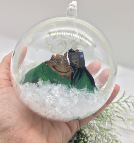 Character Christmas Ornaments