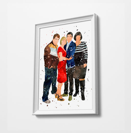 Gavin and Stacey Print
