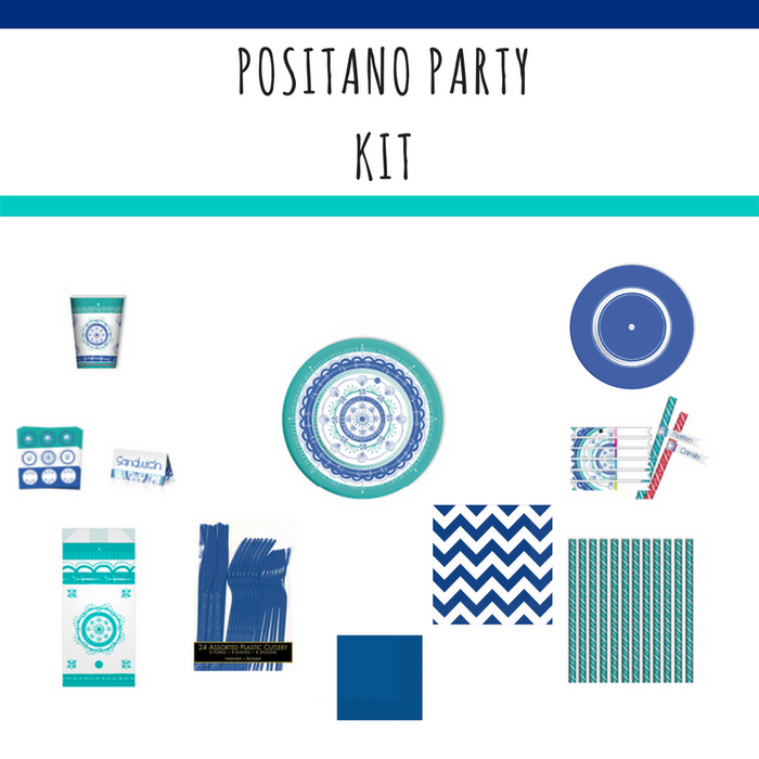 Positano Party Kit