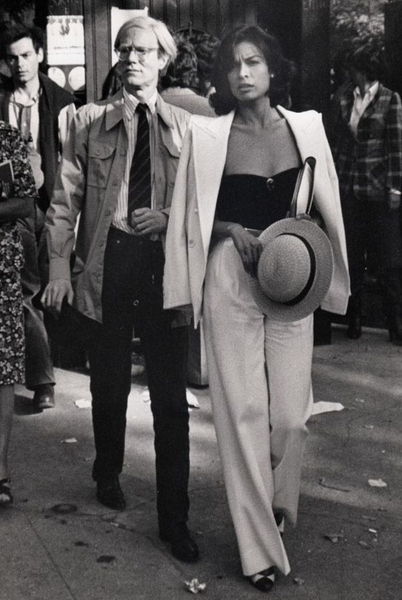 Muse Monday: Bianca Jagger