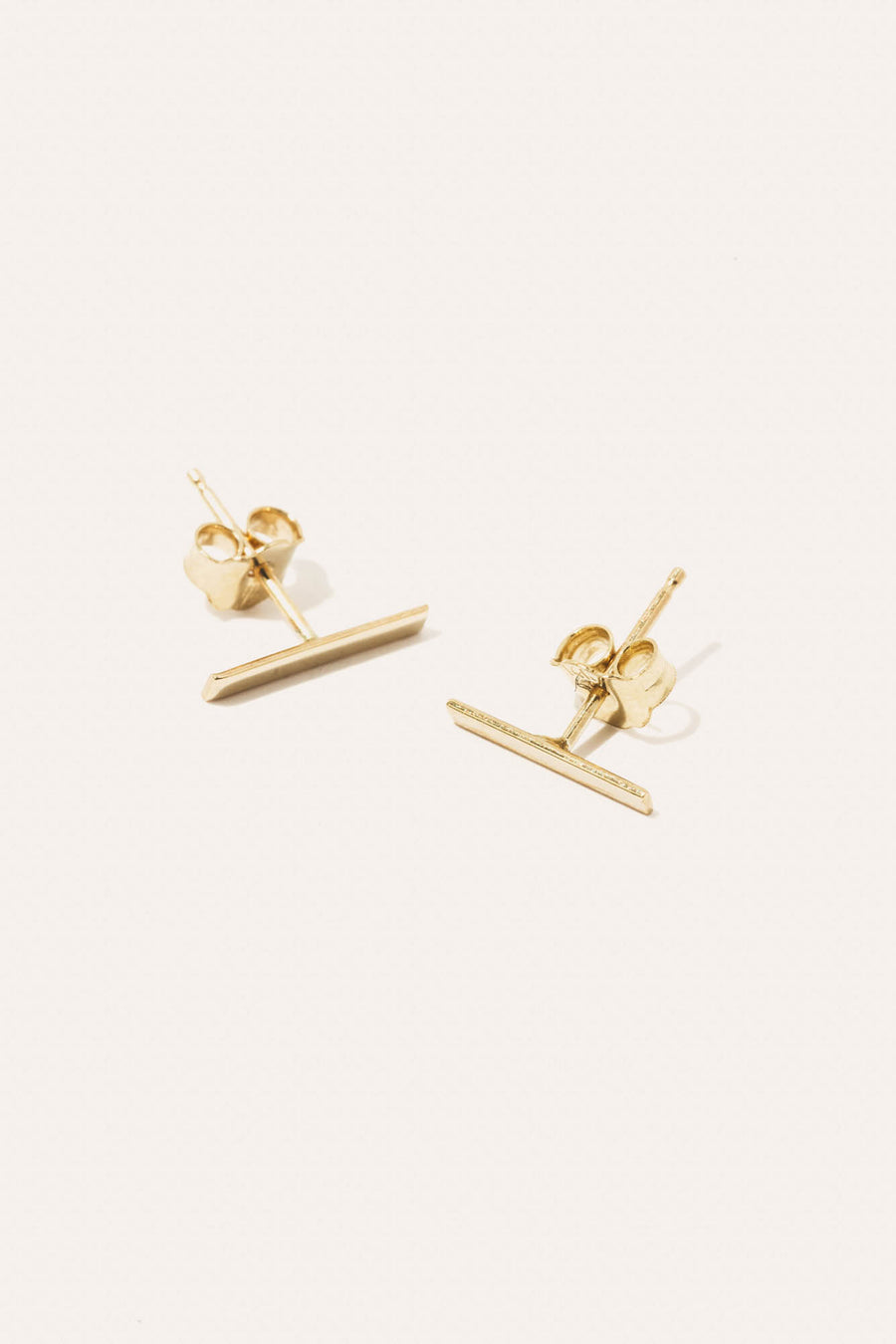 Little Secret Bar Stud Earrings