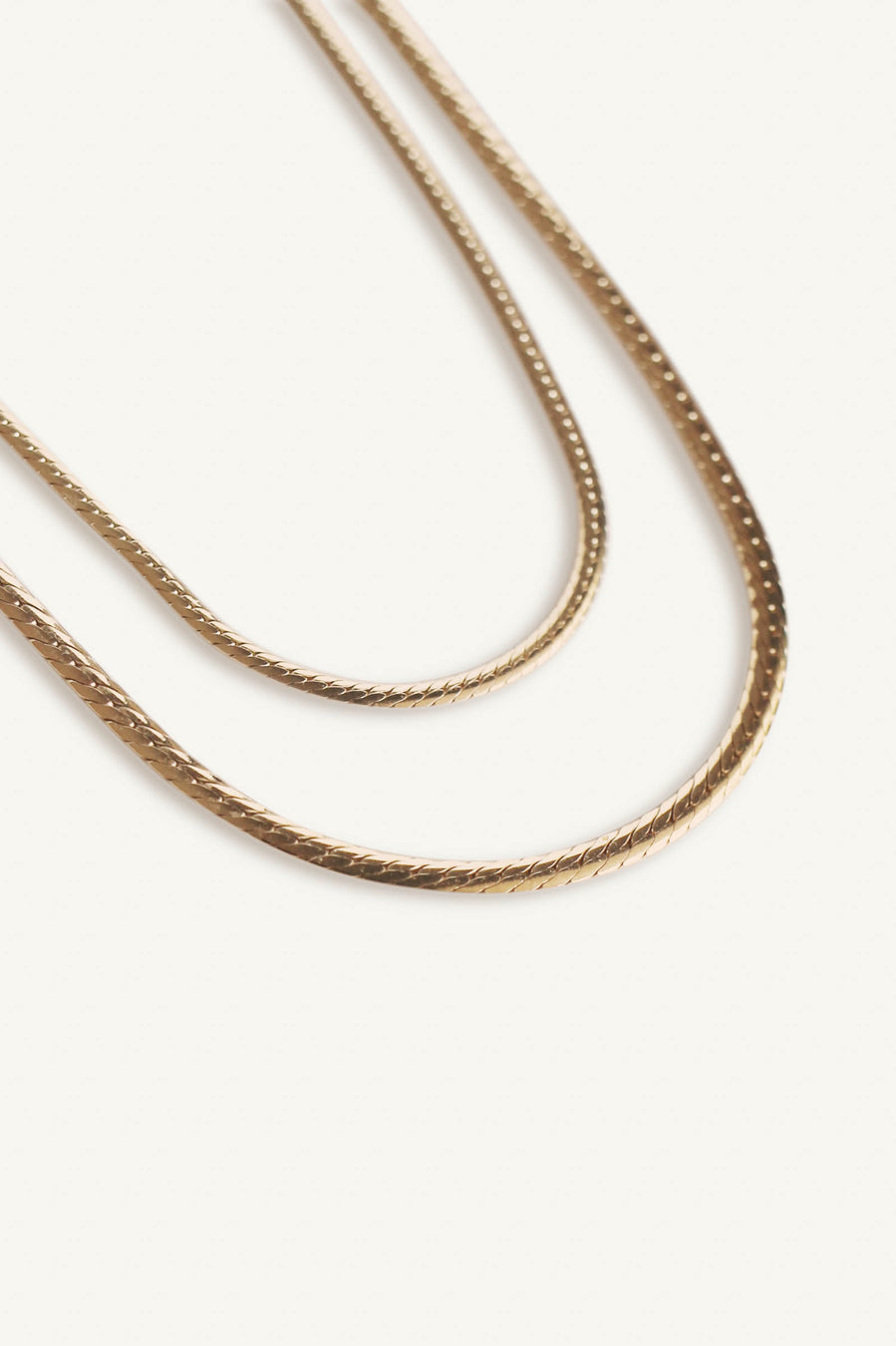 Kennedy Herringbone Chain I