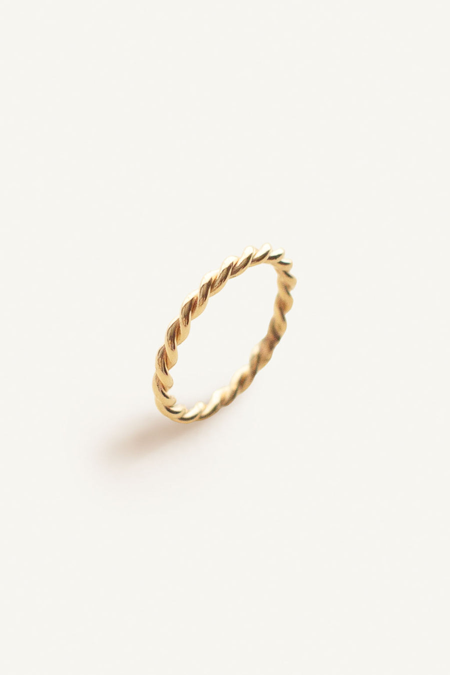 Twist Round Ring II