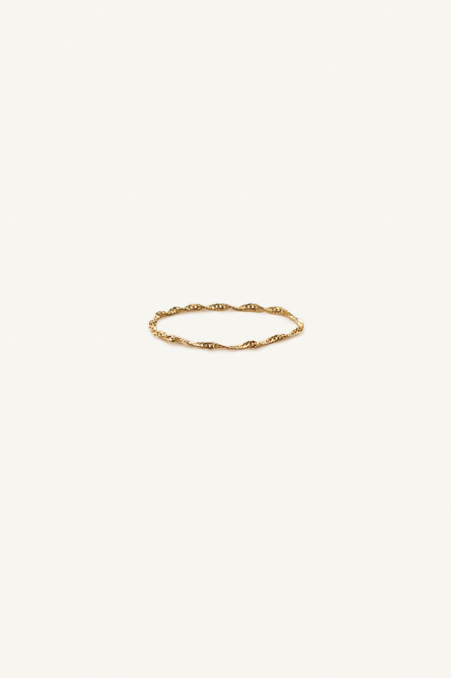 Lovers & Friends Chain Ring