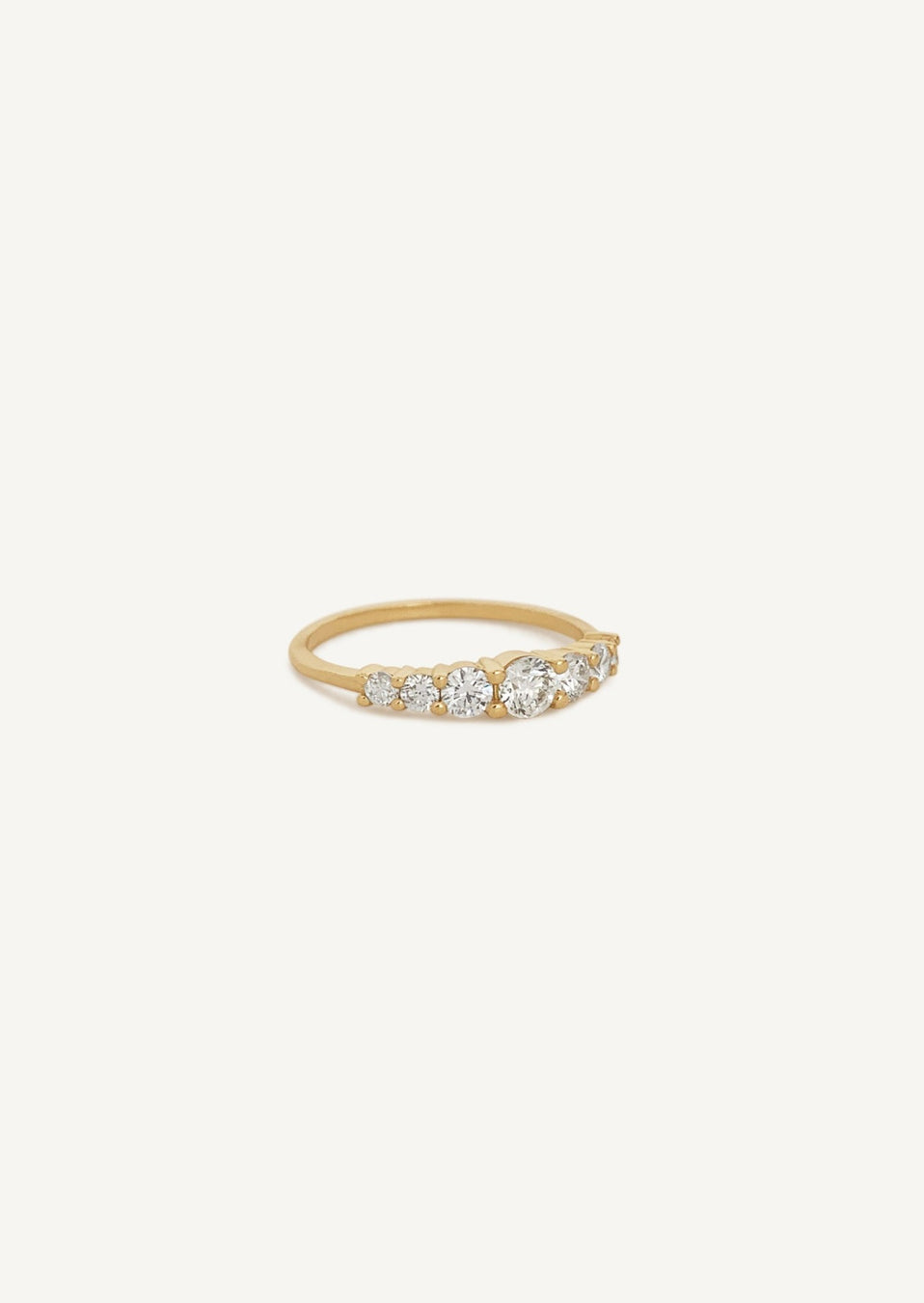 Calla Round Brilliant Ring
