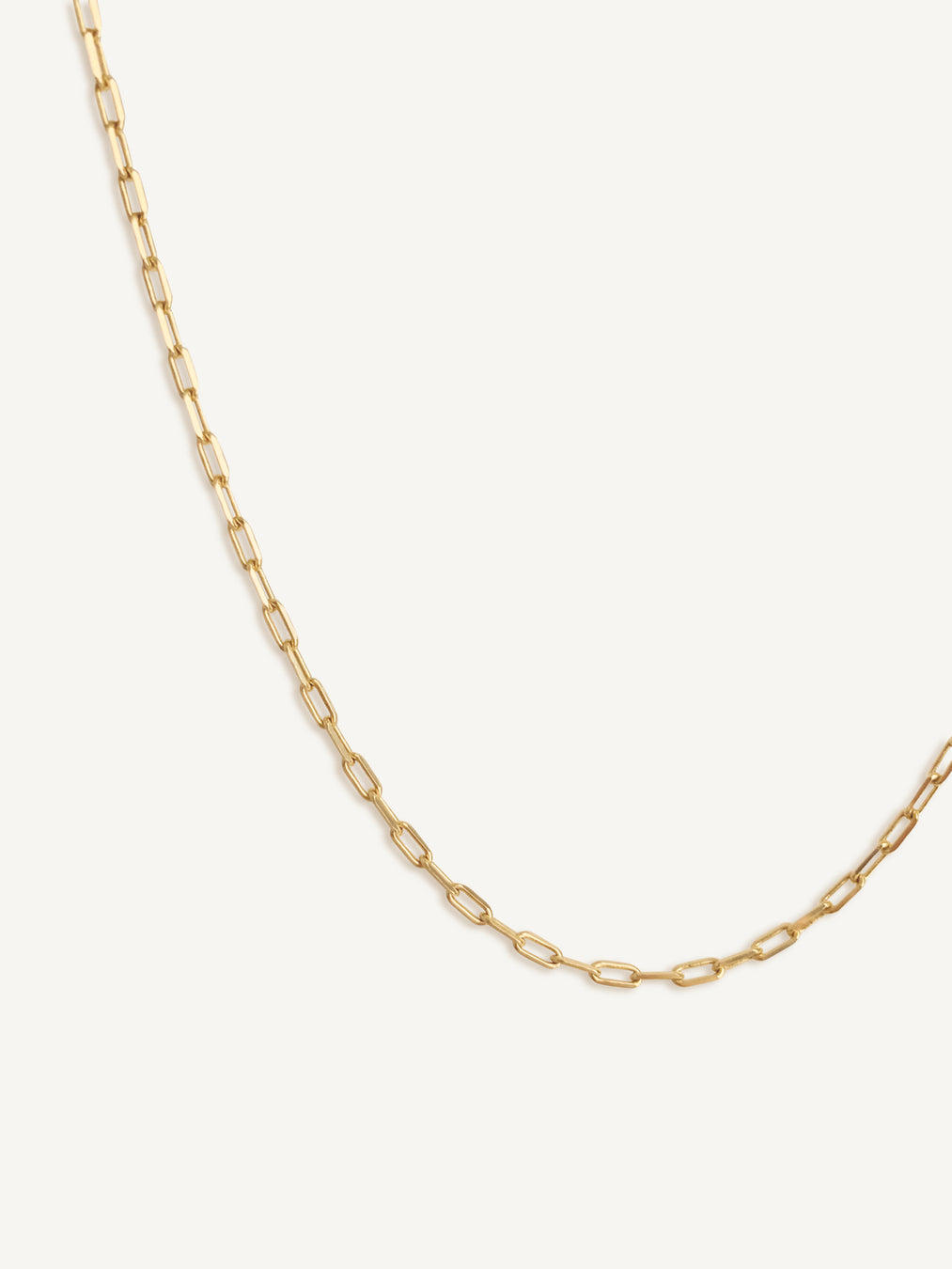 Pico Link Chain Necklace