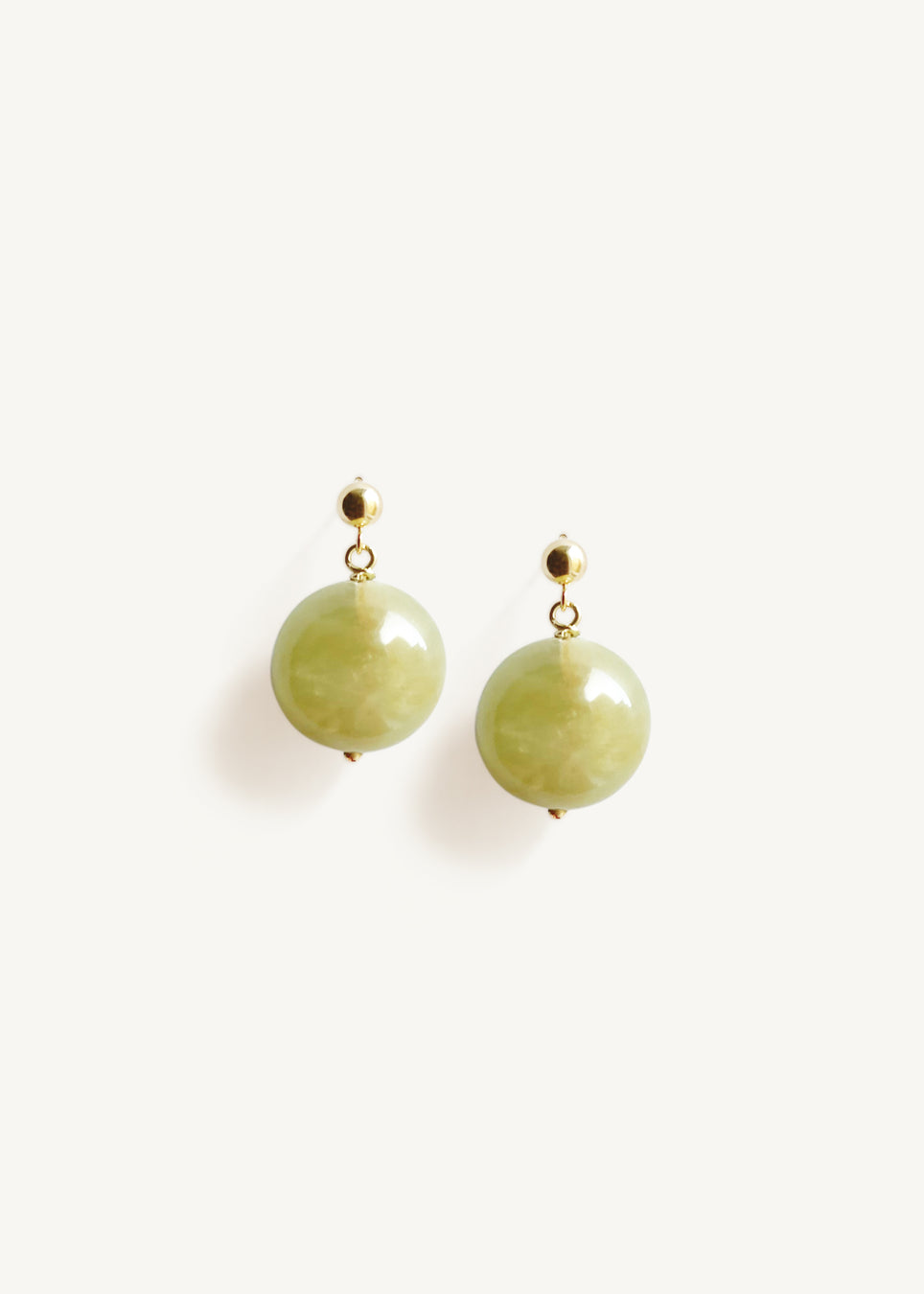 Celeste Quartz Drop Earrings
