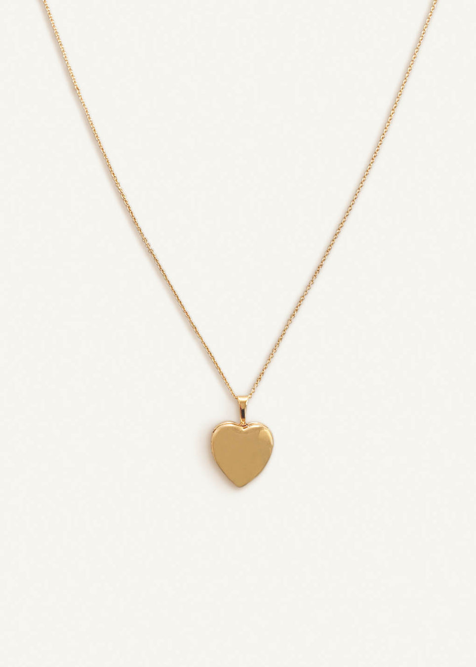 Maison Heart Locket Pendant