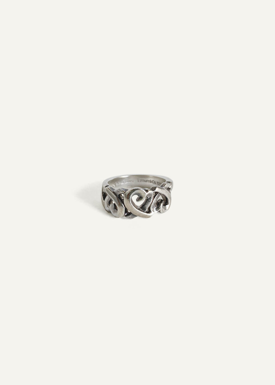 925 Silver Tiffany's Paloma Picasso Ring
