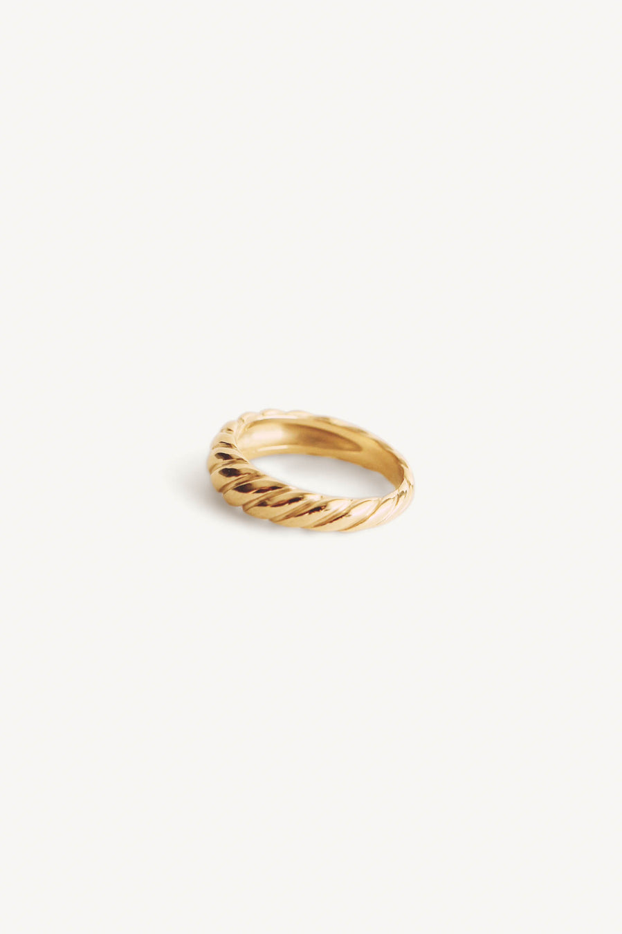Claudine Twist Ring