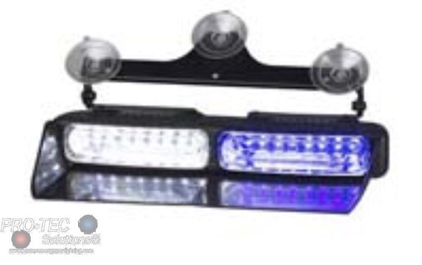 PRO-TEC Solutions® Dash/ Windshield Dual Head LED Light