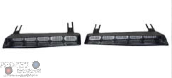 PRO-TEC Solutions® Visor Lightbar w/ Takedowns