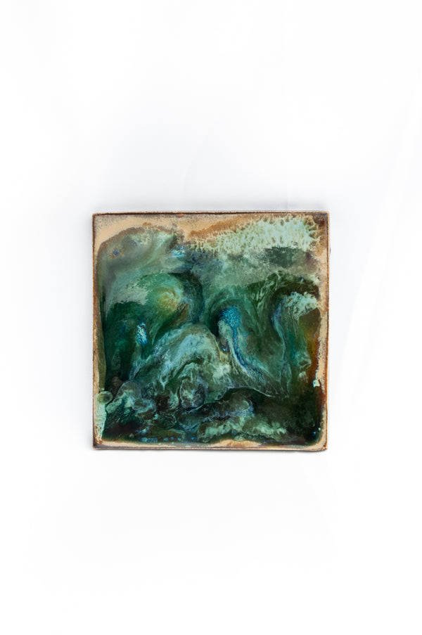 "Abstract Backsplash Ceramic Tile 6"" x 6"" TP01 $80.00"