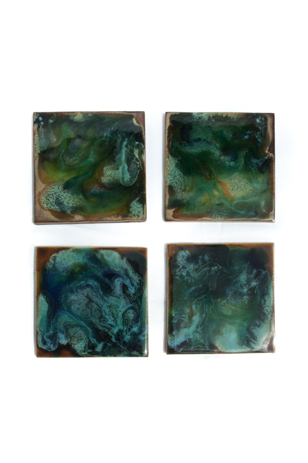 "Abstract Backsplash Ceramic Tile 6"" x 6"" TP01 $45.00"