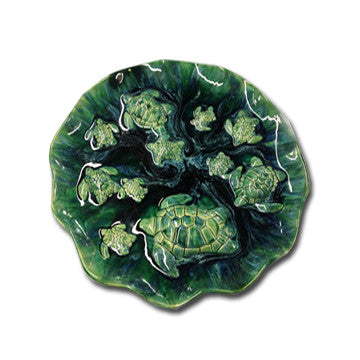 Ceramic turtle wall art, Maui sea turtles Plaque, Hawaiian sea turtles wall art, turtle plaque décor, turtle wall hanging art, turtle decorative wall plaques, turtle decorative bowls, turtle art, decorative turtle serving dish, turtle platter, turtle plate, turtle serving dish, ceramics turtle, ceramic turtle plate, home & living, decorative turtle wall art, home décor