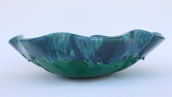 "Vessel Sink Green Pineapple Design 18.5""x5.5"" V15 $1,995.00"