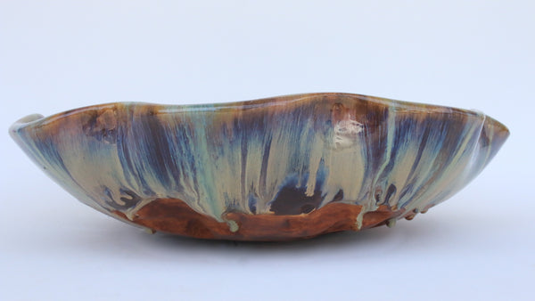 "Vessel Sink Tang Fish 18.5""x5.5"" V16"