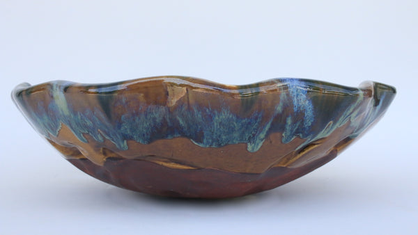 "Above Vessel Sink Sea Turtle 18.5""x5.5"" V32"