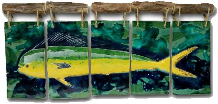 Ceramic Dolphin Kitchen Backsplash Tile, Shower Tile