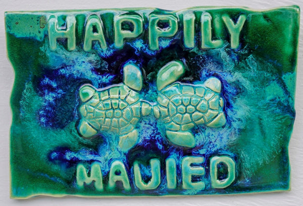Turtle Wall Hanging, Ceramic Turtle Tile, Kitchen Backsplash with Turtle Relief Design, Turtle Bathroom Tile, Turtle Shower Tile, Turtle Jacuzzi Tile, Wall Tile Turtle, Maui Turtle, Hawaiian Sea Turtle, Green Sea Turtle, and Ocean Turtles, Turtle Décor, Turtle Wall Art, Maui Ceramics