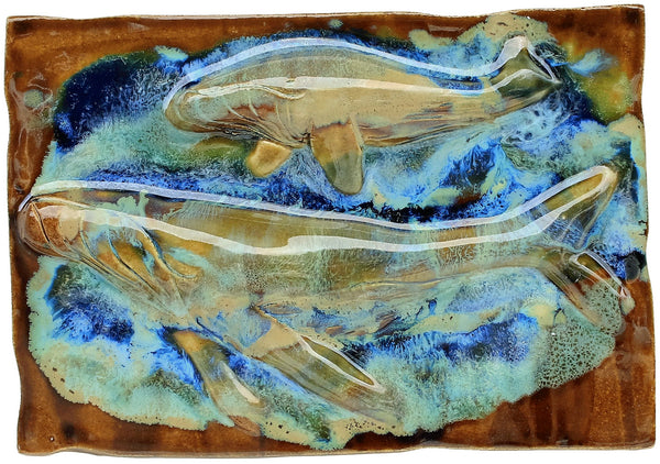 "Bathroom Tile Maui Humpback 7""x10"" SP59 $120.00"