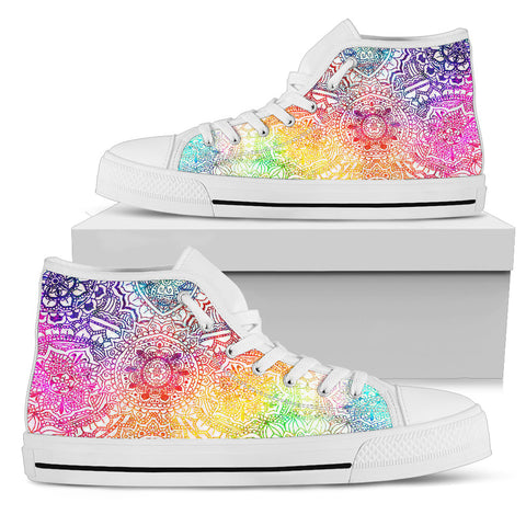 Kaleidoscope Dream High Tops