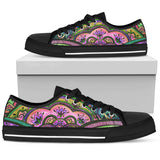 Mandala Feast Low Tops