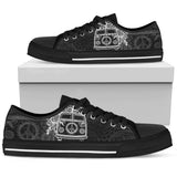 Hippie Adventure Low Tops