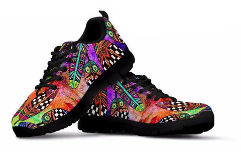 Feather Festival Sneakers