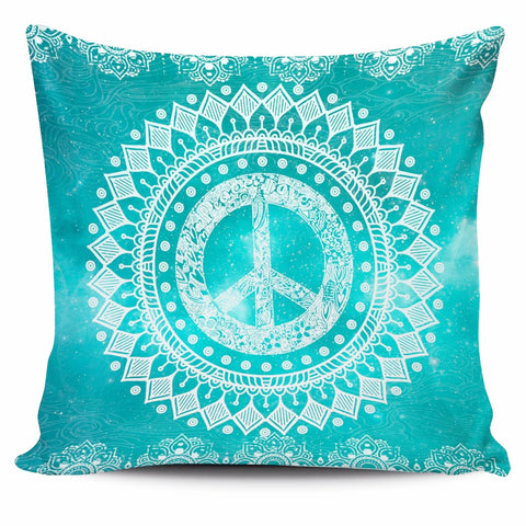 Peaceful World Pillow Cover