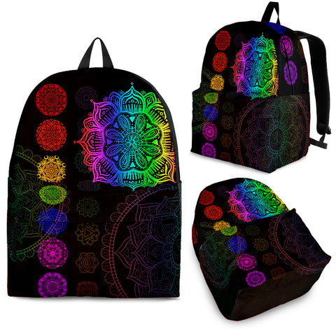 Chakra Wonders Backpack